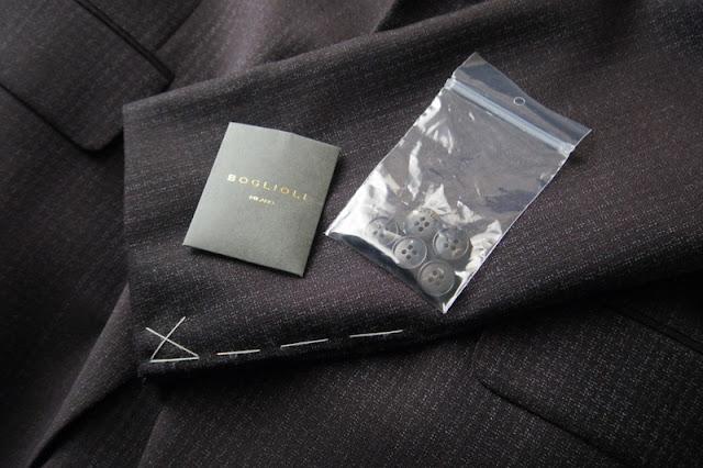 ボリオリ スーツ