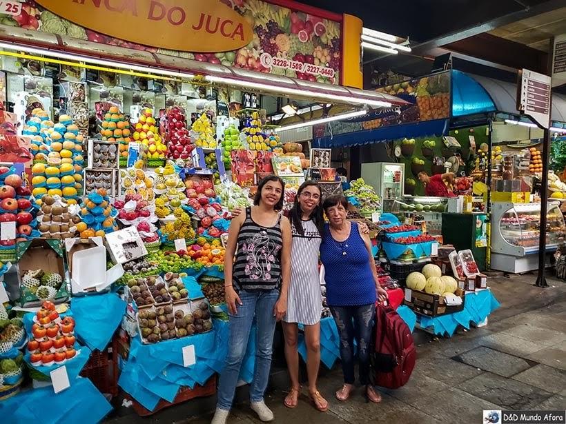 Mercado Municipal de São Paulo: Retrospectiva de viagem 2019