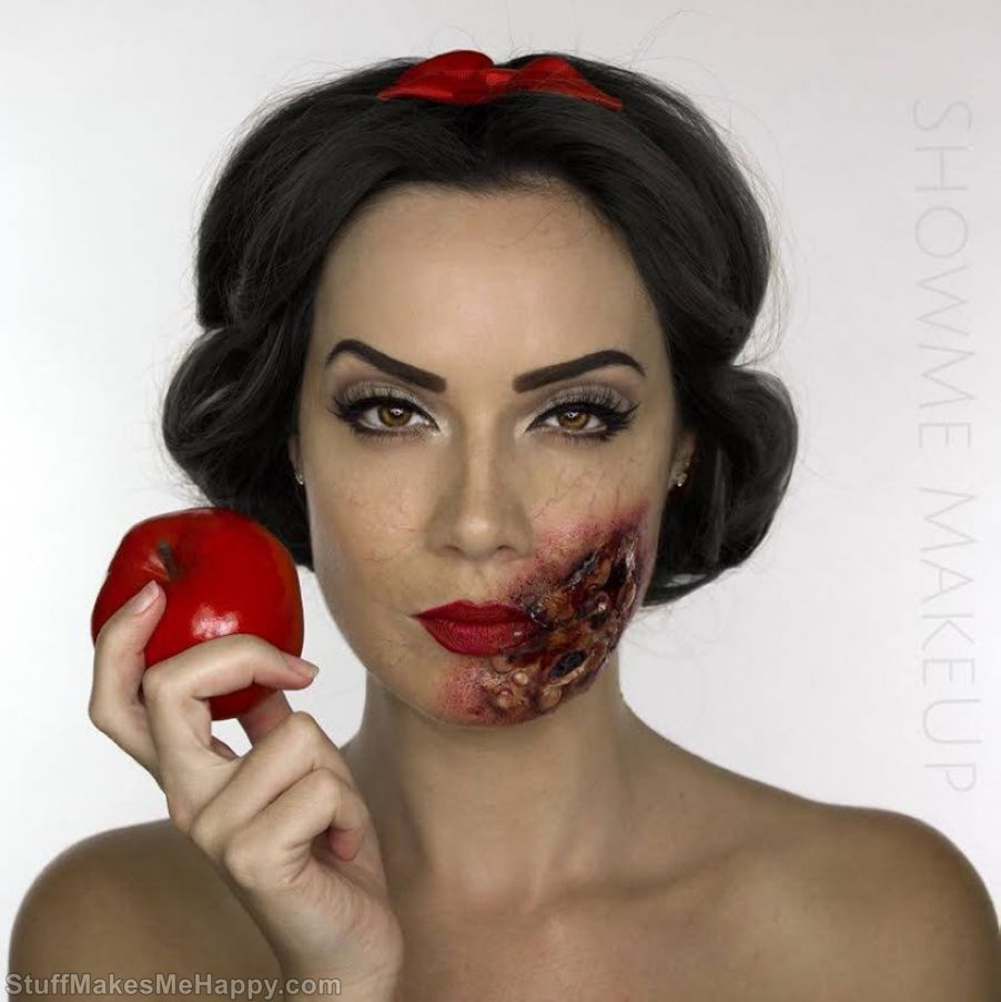 Bad Disney Princess - Snow White