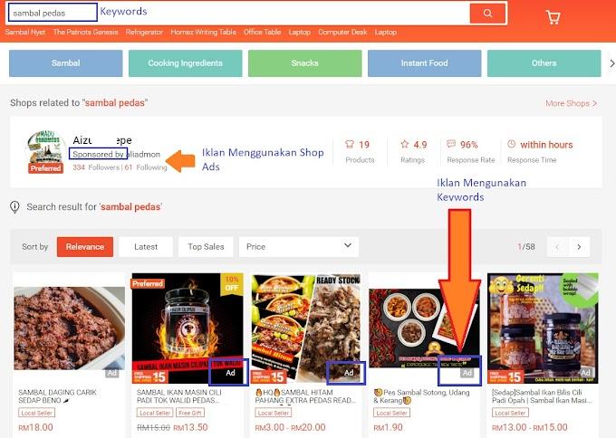 Naikkan Sales Dengan Tiga Jenis Iklan Shopee