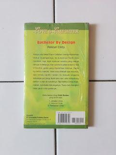 Bachelor By Design (Pencuri Cinta) Penulis Kristin Gabriel