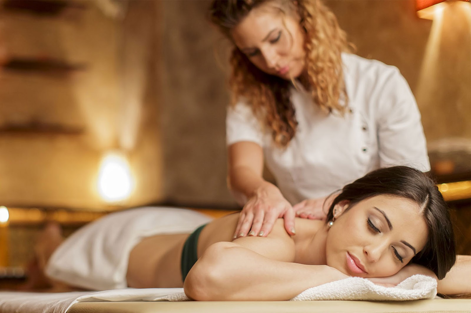 Spa With Full Body Massage