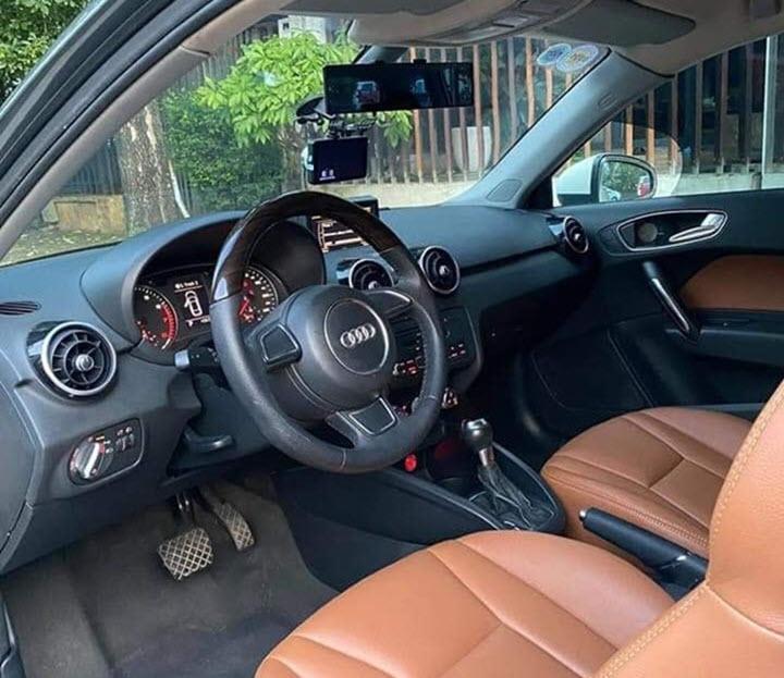 Xe cũ Audi A1 giá ngang VinFast Fadil dành cho phụ nữ Việt