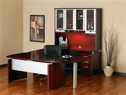 Mayline Napoli Series Office Desk