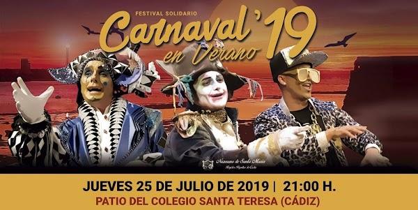 Carnaval de Verano del Nazareno de Cádiz