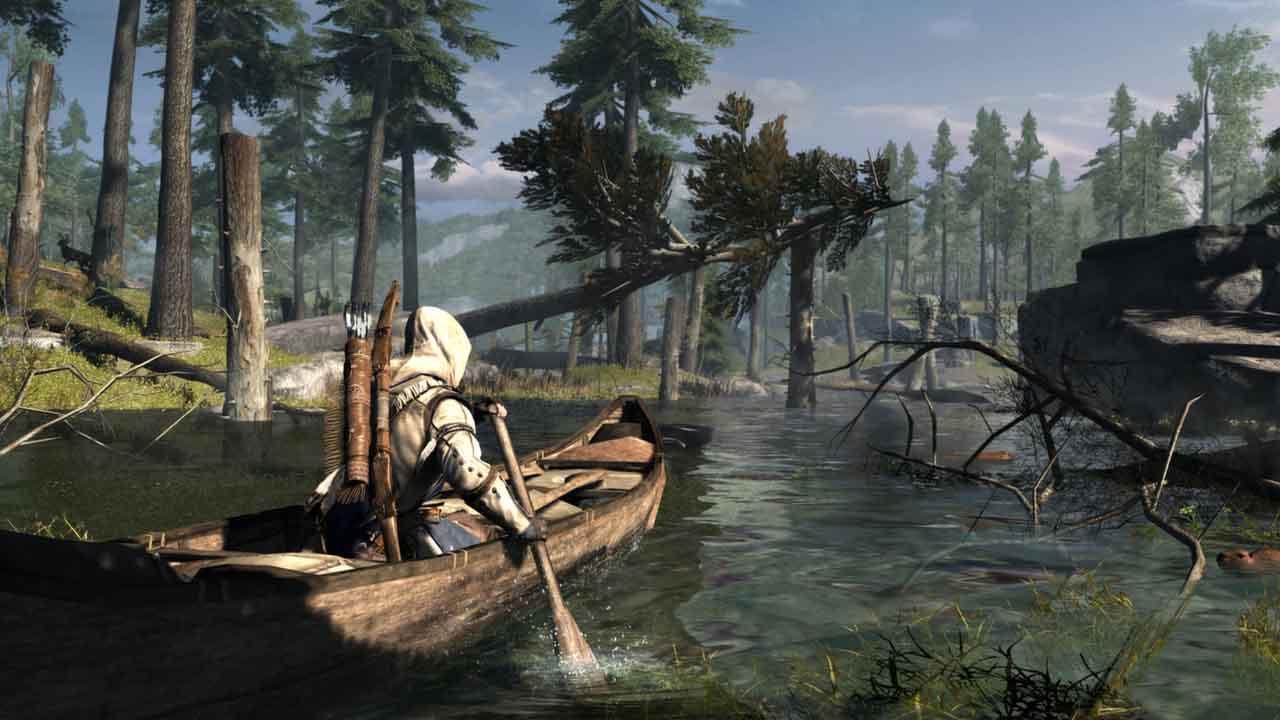 تحميل لعبة Assassins Creed 3