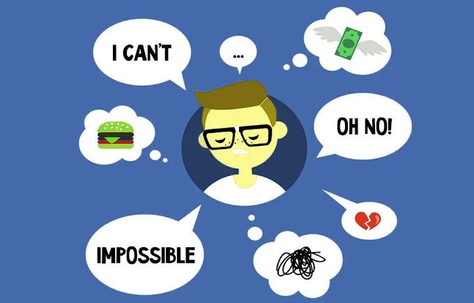 Tips Menghilangkan Pikiran Negatif