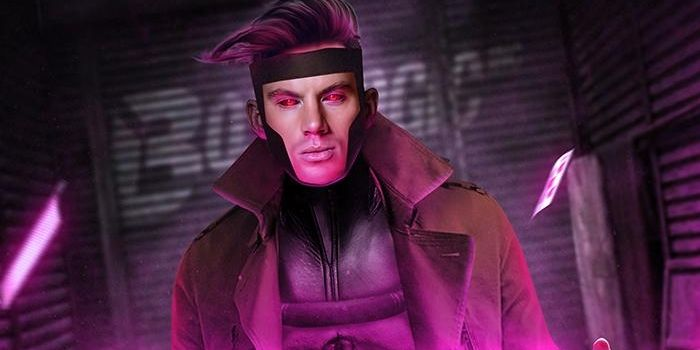 The Movie Sleuth Comic Book Movie News Gambit Finally Gets A