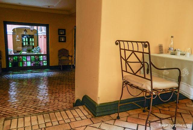 Restaurante La Sacala, Hotel de La Ópera, La Candelaria, Bogotá
