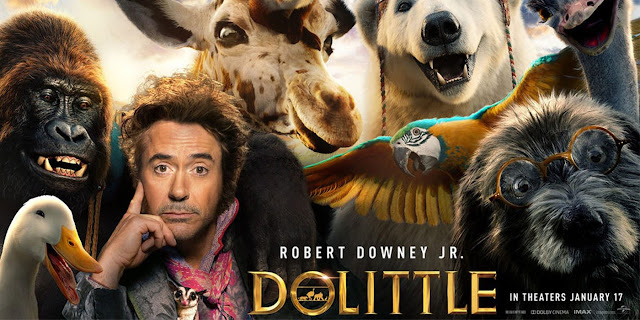 DoLittle Movie Poster 2020