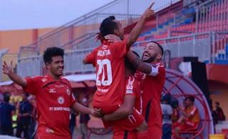 Semen Padang Tantang Arema FC di Semifinal Piala Presiden 2017