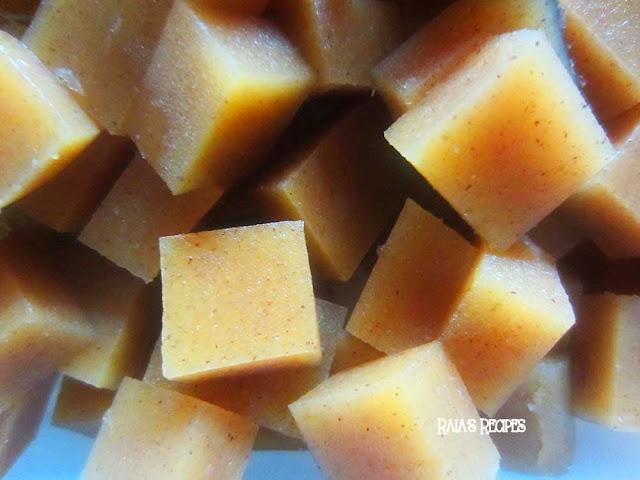 Pumpkin Pie Gummies by Raia's Recipes