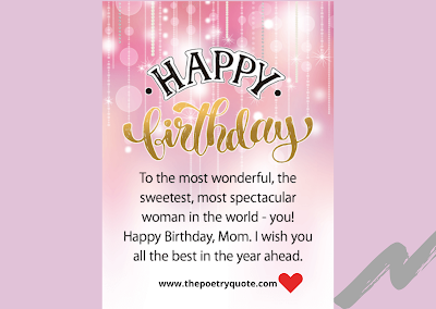 Happy Birthday Mom, Happy Birthday Mother