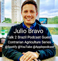 Julio Bravo, Talk 2 Brazil Podcast Guest