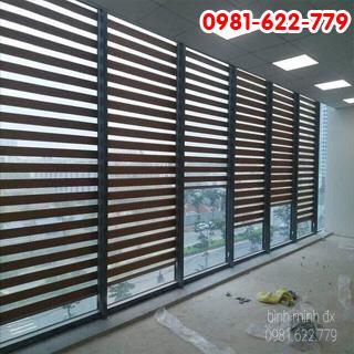 Rèm combi lật hàn quốc cho cửa sổ ,lật mở lấy ánh sáng linh hoạt,dễ dàng sử dụng,độ bền cao.
