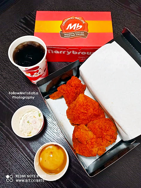3-Pc MALA Chicken Combo Meal Price From RM 18.80