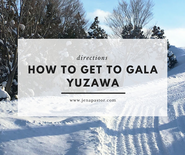 snow, snow resort, guide to gala yuzawa