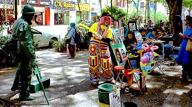 The Street Scene, Konica Genba Kantoku 28WB 06