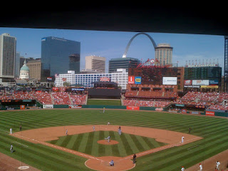 St. Louis Cardinals Luxury Suites For Sale, Busch Stadium, 2014