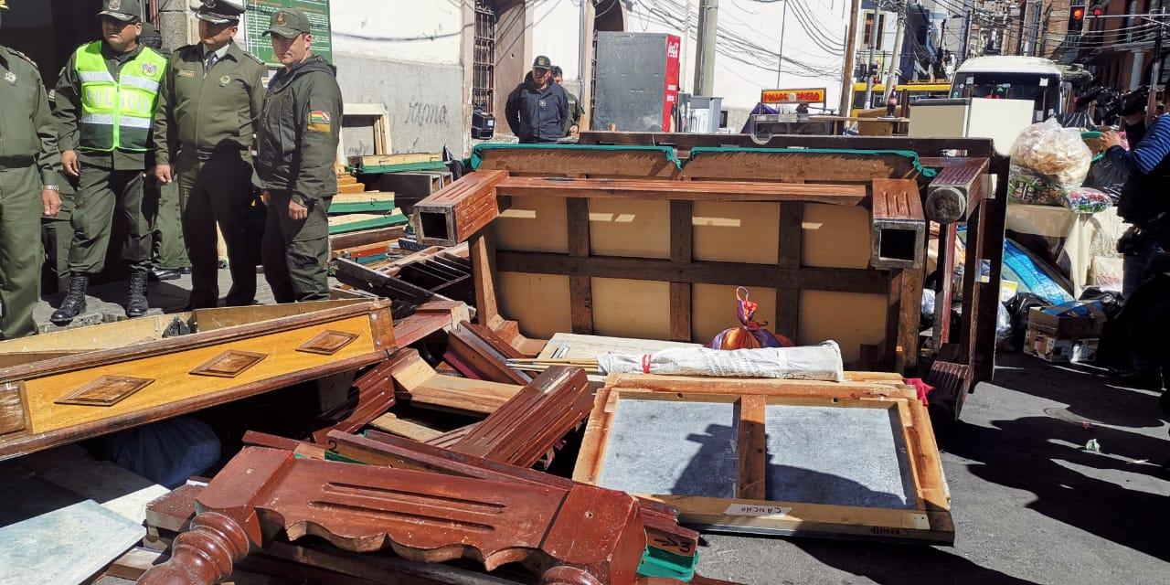 Diez mesas de billar fueron encontradas en la sala de juegos del penal, donde también se hacían negocios / ÁNGEL SALAZAR