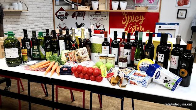 II Jornada Gastronòmica amb Productes de Cooperatives Agràries de Catalunya