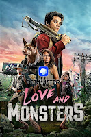 Love and Monsters 2020 Dual Audio Hindi [HQ Fan Dubbed] 1080p HDRip