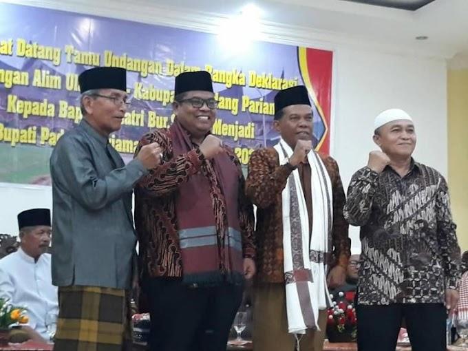 Suhatri Bur-Rahmang, Masa Depan Padang Pariaman