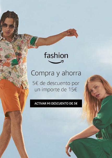 Amazon está oferecer desconto de 5€ na secção Amazon Fashion