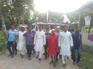 শৈলকুপা উপজেলা বি এন পির ৪২ তম প্রতিষ্ঠাবার্ষিকী উদযাপন