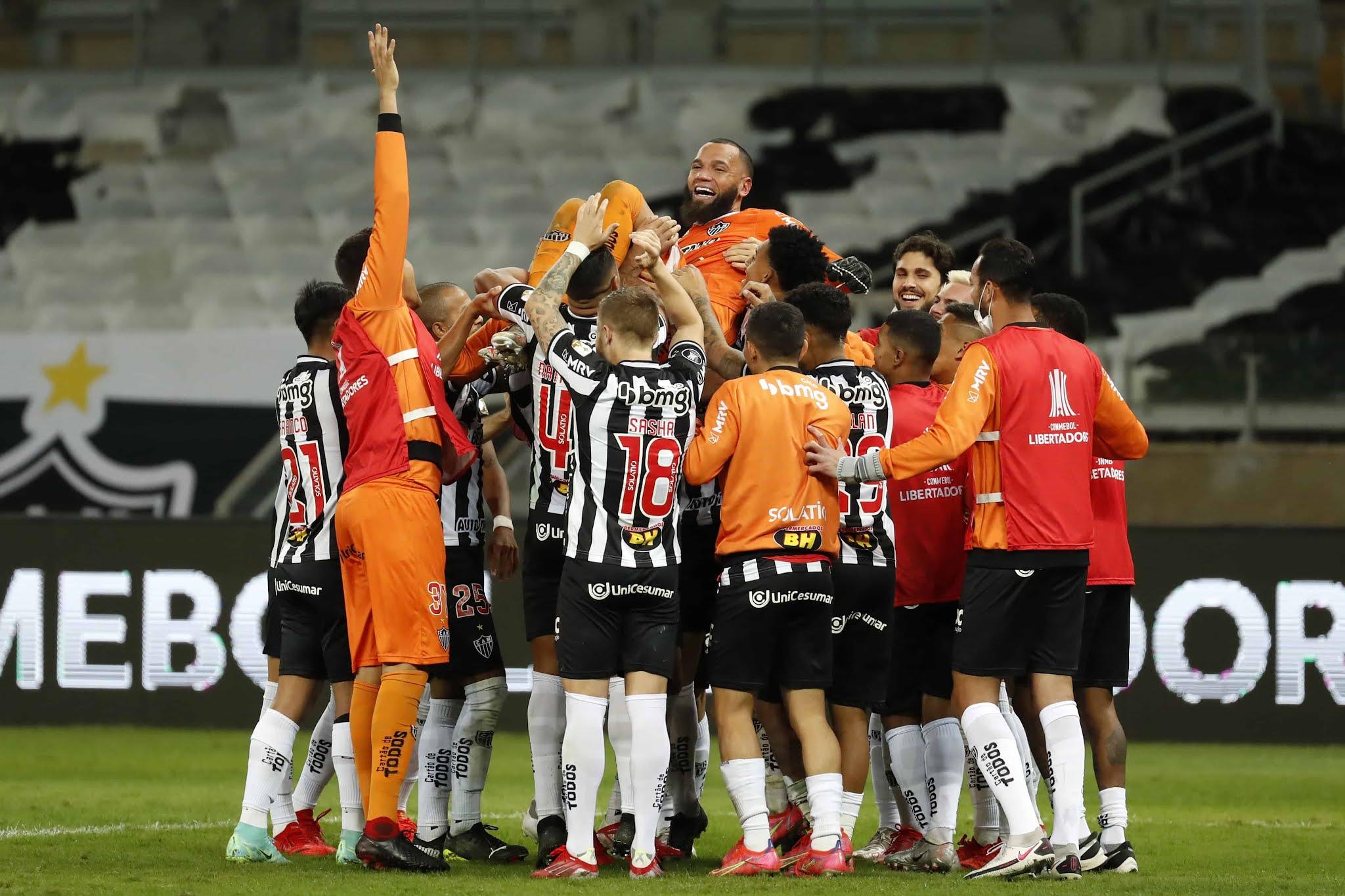 Boca quedó eliminado de la Libertadores ante Mineiro por el VAR y los penales