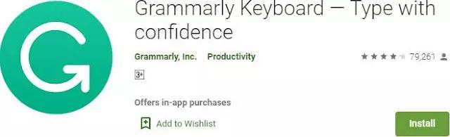 Aplikasi Grammar Terbaik Untuk Android-2