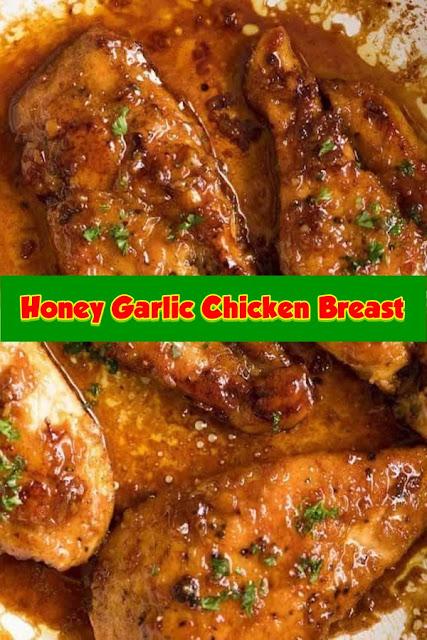 #Honey #Garlic #Chicken #Breast