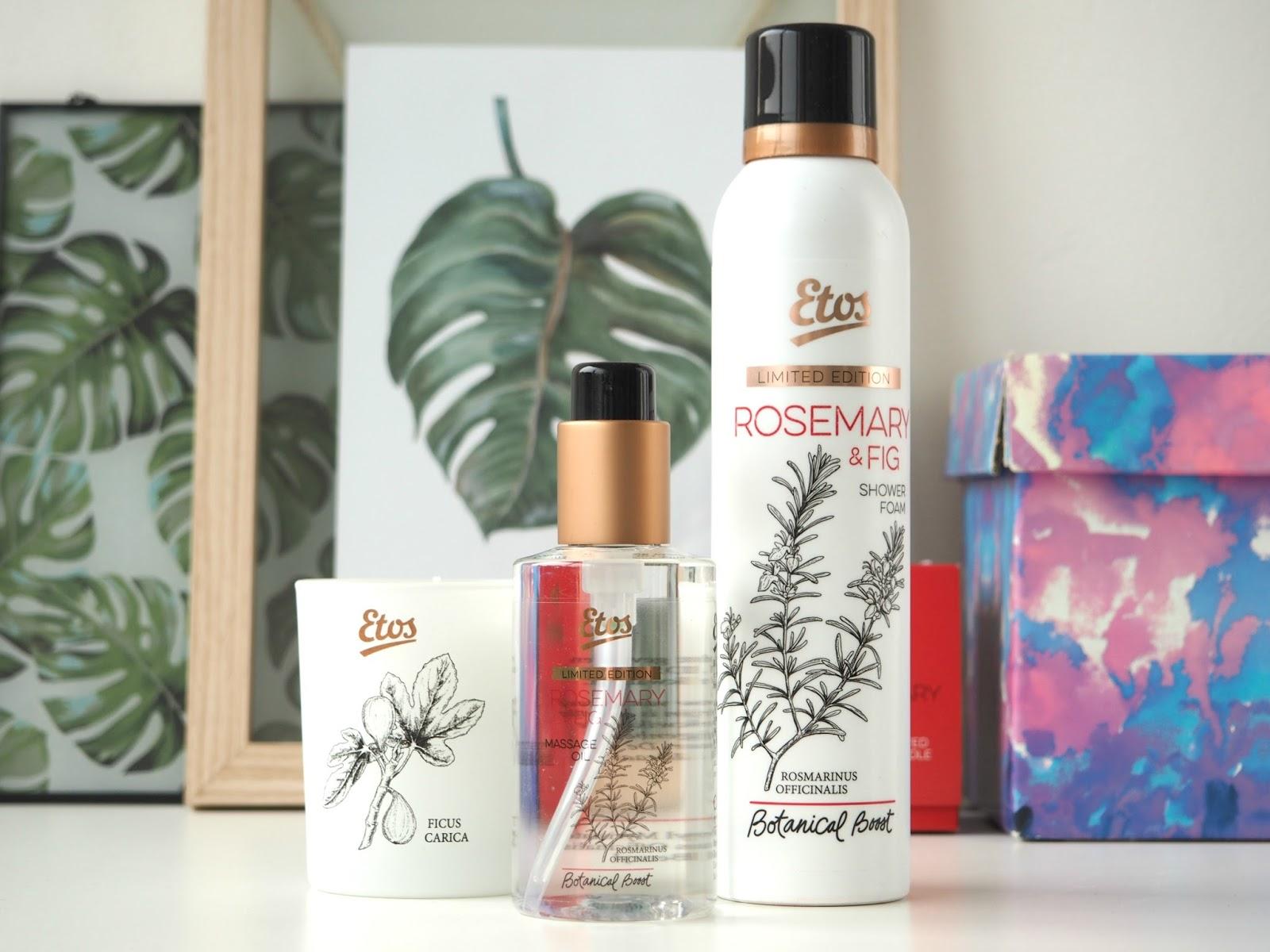 Body Etos Botanical Boost Rosemary Fig Producten Mira Tells