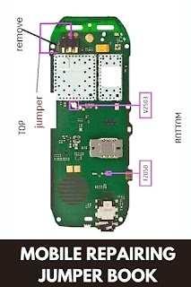 Modern Mobile Phone Practical Jumper Setting