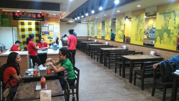 restaurant store interior, Masuki Mami, Chinese Noodles, Binondo, SM Megamall, Mall of Asia