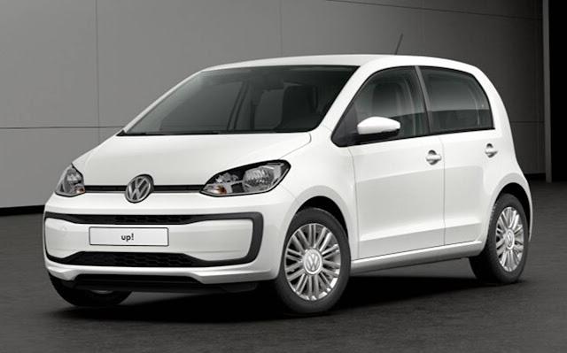 Volkswagen Up! 2018 - Brasil