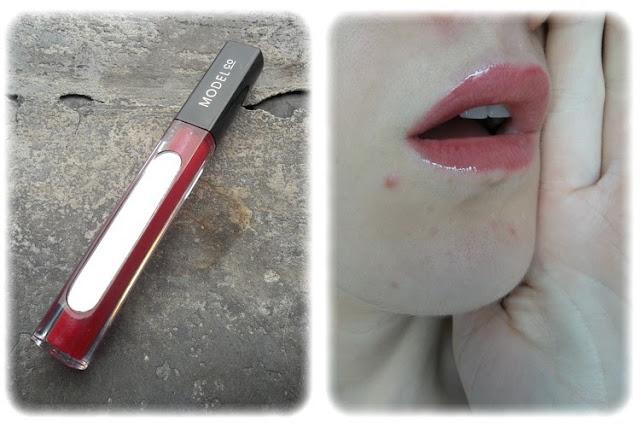 Gloss Teinte Showgirl Red - Modelco Birchbox - Juin 2013