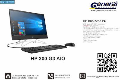 HP 200 G3 AIO