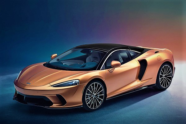 Ficha Técnica: McLaren GT