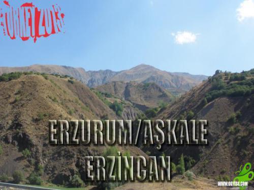 2013/09/02 Turkey2013 48. Gün (Erzurum/Aşkale - Erzincan)