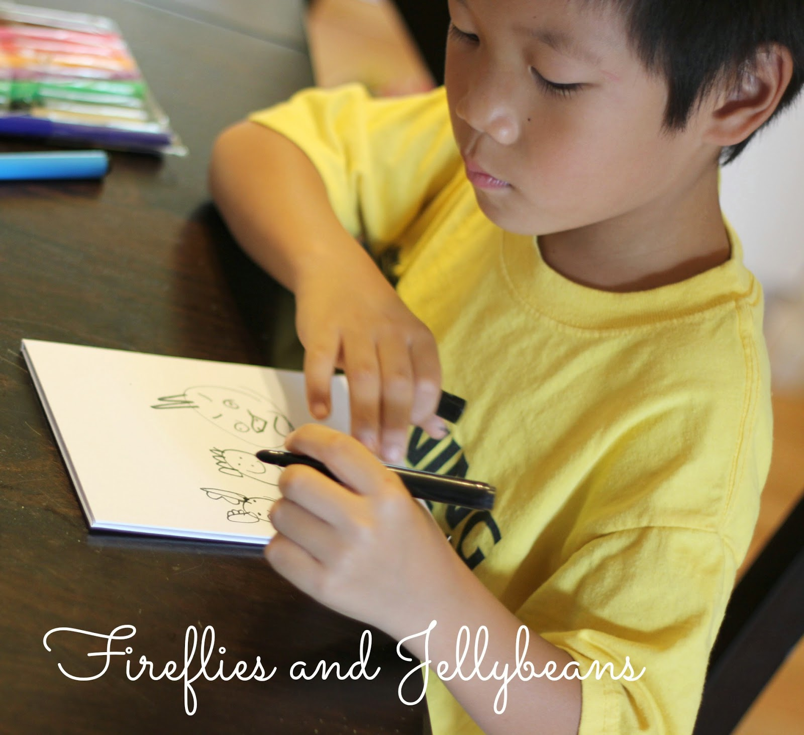 Fireflies And Jellybeans Easy Summer Learning Activities