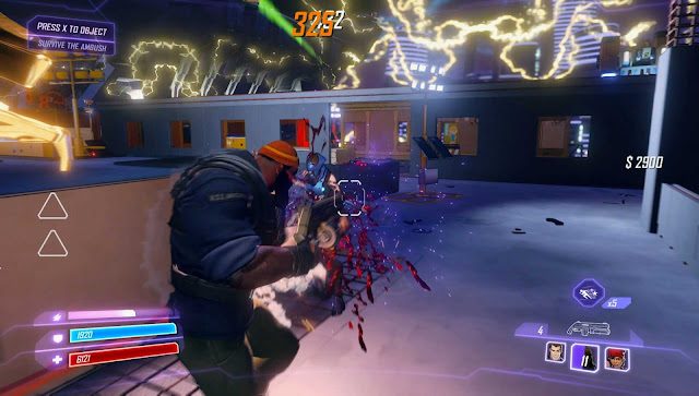 Agents of Mayhem: PS4 Review