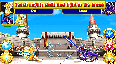Dragon Mania Mod Apk Free Download
