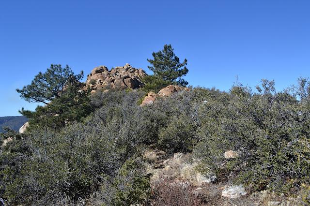 boulder outcrop