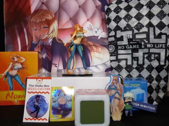 The Otaku Box - October 2020 Items