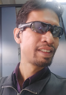 Bluetooth Earphone Sunglass DM Dasher