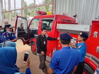 Minimnya Sarana Pendukung, Damkar Tubaba Harapkan Penambahan Kendaraan Tangki Air