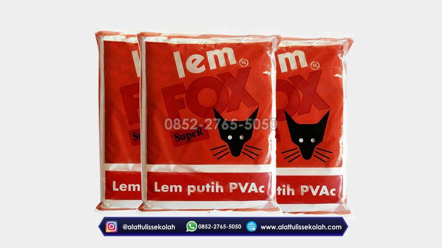 Harga Lem Fox Putih - 0852-2765-5050  49e07cd1ab