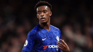 Callum Hudson-Odoi frustrated with lack of game time at Chelsea.