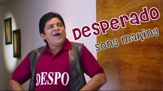 Despo Desperado Song Making – ft. Ali & Anup Rubens __ Padesave Telugu Movie